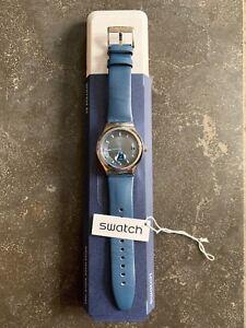 Swatch Sistem51 Petite Seconds Blue