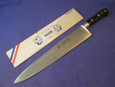 Sabatier Two Lions Professional 12 inch Carbon Steel Chef Knife w/Sheath #2