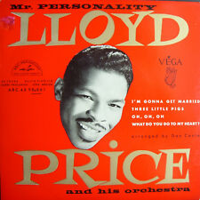 LLOYD PRICE  RARE EP  I'M GONNA GET MARRIED