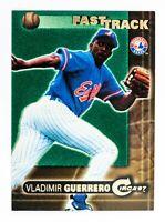 Vladimir Guerrero #1 of 10 (1997 Skybox Circa) Fast Track, Montreal Expos, HOF
