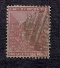 Cape of Good Hope  1882  -  Mi 26   Hope with anchor