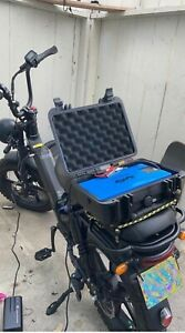 Electric bike dual battery ebike kit for extra battery SWITCH XT60 - Custom size