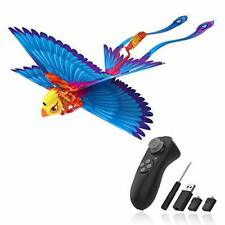 HANVON Go Go Bird Flying Toy,Mini RC Flying Bird Helicopters,Bionic Flying Bird,