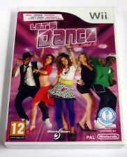 JEU Nintendo WII  Let's Dance with Mel B  neuf blister