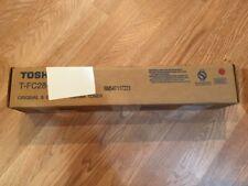 Genuine Toshiba TF-C28-M Magenta Toner E Studio 2330C 2820C 2830C 3520C