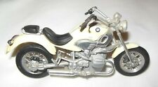 BMW R 1200 Cream Coloured Scale 1:18 BY MOTORMAX
