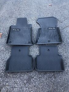 Acura Car And Truck Floor Mats And Carpets 4 Pieces For Sale Ebay