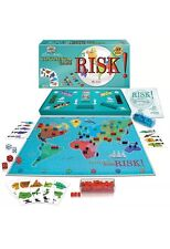RISK! Parker Brothers Continental Game 1959 First Ed Classic Reproduction NEW