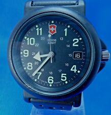 Victorinox Swiss Army  RECON  Wrist Watch  No Reserve!!!!