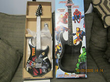 PEAVEY THOR MARVEL GUITAR SIGNED BY STAN LEE