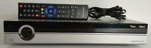 TechniSat DigiCorder HD K2 (500 GB) Festplatten-Recorder Twin Kabel Receiver