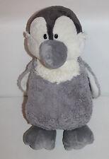 Nici PINGOUIN ICE Guys animal en peluche doudou Schmusetier plusch 35 cm RAR Top