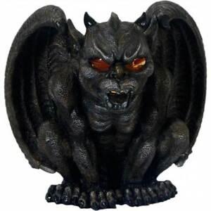 Fantasy Gargoyle mit Teelicht