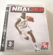 NBA 2K8 GIOCO PS3 PLAYSTATION 3 NUOVO SIGILLATO UK SPED GRATIS SU + ACQUISTI
