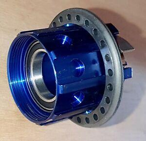 Tune Single-Speed Shimano Freewheel Body Set 3-Teeth Freehub Body RAR NOS Retro