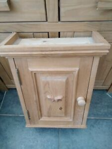 Solid Pine Hanging Cabinet