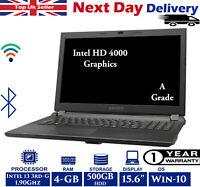 "ADVENT Torino X500 15.6"" Laptop Intel i3 1.9Ghz 4GB RAM 500GB HDD Win 10 A Grade"