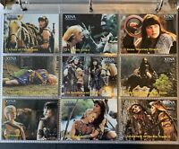 Xena The Warrior Princess: Seasons 4 & 5 - 72 Cards Set - 2001
