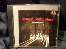 Spanish Guitar Music - Wolfgang Lendle
