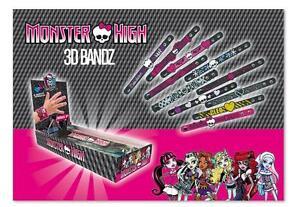IMC Monster High 3D Armband, verschiedene Motive