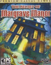 The Secret Of Margrave Manor PC Games Windows 10 8 7 XP Computer hidden object