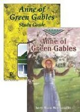 Anne of Green Gables SET -- Study Guide and Book (Progeny Press) NEW