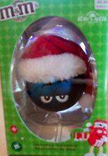 Kurt S. Adler M+M's Blue Christmas Ornament