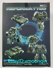 New Transformation Toy MMC R-37 Bulkhead 2019TFCON Limited Edition Figure Stock