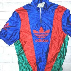 Adidas MADE IN italy cycle jersey vintage 81 ASIA M