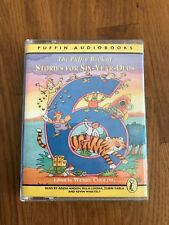 AUDIO CASSETTE PUFFIN BOOK OF STORIES FOR 6 YEAR OLDS