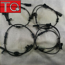 4 ABS Wheel Speed Sensor Front - Rear Left & Right Fits: 300 Charger Challenger