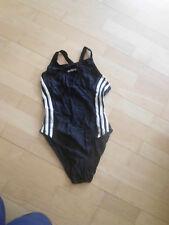4d467a32192f69 Vintage Badeanzug adidas Kinder Mädchen Gr. 164 alt 80er 90er Jahre