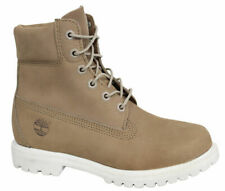 Timberland Earthkeepers EK 6 Inch Womens Boots Lace Up Brown Shoes A149H B36A
