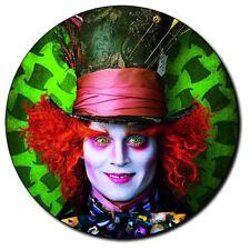 Parche imprimido, Iron on patch /Textil sticker, Pegatina/- Alice In Wonderland