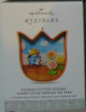 Hallmark 2017 Cookie Cutter Spring Mouse Ornament 4th Throughout The Years