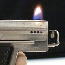 Briquet ancien ** IMCO 6900 GunLite ** Vintage Fuel Lighter Feuerzeug Accendino