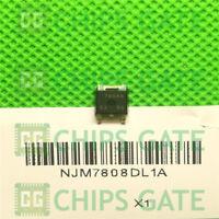 6PCS NJM7808DL1A IC REG LDO 8V 1.5A TO252-3 NJR