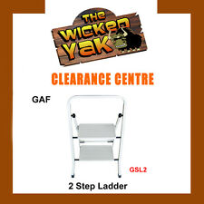 LADDER 2 Step Lightweight Multi-Purpose Household/Office Foldable Frame-GAF2