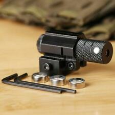 Adjustable Mini Red Laser Beam Sight Scope Mount for Gun Rifle Pistol Picatinny