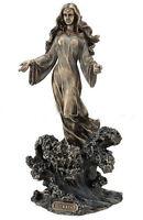 "12.75"" Orisha Yemaya Yoruba Santeria Lucumi African Goddess Ocean Statue"