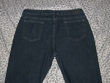 Women's Riders Boot Cut Mid Rise Jeans Size 18 Med Waist 38 Inseam 31