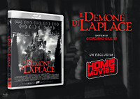Il Demone Di Laplace (Bluray - Giordano Giulivo) Home Movies