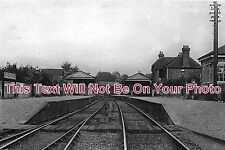 SU 31 - Bookham Railway Station, Surrey - 6x4 Photo