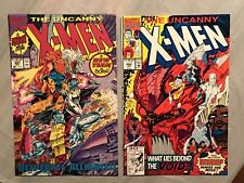 Uncanny X-Men #284 Marvel Comics 2nd full app Bishop 9.2 Near Mint