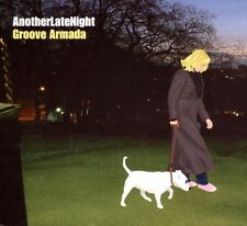 GROOVE ARMADA another late night (CD compilation) trip hop downtempo house 2002