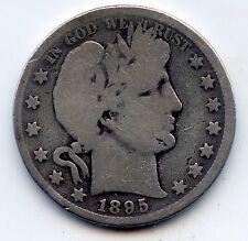 1895-o Barber half (SEE PROMO)