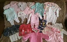 BABY GIRL - CLOTHES JOBLOT/ BUNDLE - SIZE 0-3 MONTHS