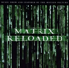 The Matrix Reloaded (colonna sonora) 2cd Marilyn Manson Juno Reactor