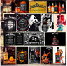 2019 20x30 Bourbon Whiskey Metal Poster Wall Art Sticker Pub Bar Home Decor