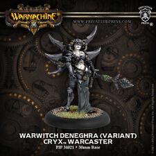 Warmachine: Cryx Warwitch Deneghra Warcaster (Variant) PIP 34021
